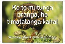 maori sayings