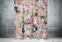 Etsy Artist Shower Curtains by C.Cambrea
