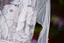 Appliqué Wedding Dresses