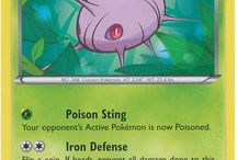 Cascoon / Cascoon (Japanese: マユルド Mayuld) is a Bug-type Pokemon. Cascoon evolves from Wurmple depending on its personality value, starting at level 7, and it evolves into Dustox starting at level 10.