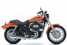 Harley davidson-motorfietsen