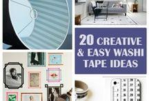 waspi tape ideas