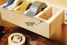 Crafts -Storage