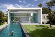 Swimming pools / Piscines