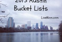 Austin Bucket Lists / A gang of moms out to tackle fun adventures (with kids and without) in the ATX. Reporting back (honestly) on how it all went.