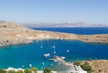 Rhodes Island City guide / Rodos, Lindos, Petaloudes,...