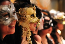 30th Birthday Masquerade Ball!! / Inspiration for our party!