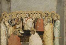Maso Di Banco / Firenze data sconosciuta - Firenze 1348