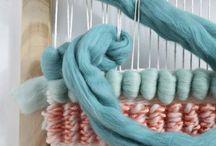 weaving/hanging