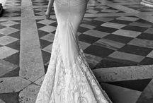 Bruiloft❤️ / Mooie jurken,taarten,ringen en bloemen