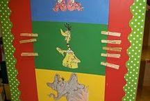 Dr. Seuss Theme / by Brittaney Blanton