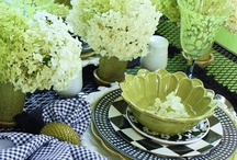 green set up / Set up Green , your italians wedding