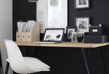 W O R K  S P A C E / Desk and office inspiration