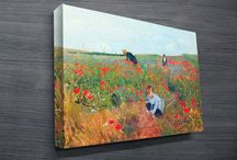 Classical Art Prints / We offer an amazing range of classical canvas print with many of the worlds most noted artworks by artists such as such as Monet, Van Gogh, Kilmt, Morisot and Renoir. All of our canvas prints are original and not reproductions.