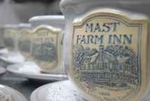 North Carolina • Inns & Hotels / The Mast Farm Inn is an award-winning historic country inn & restaurant in the Valle Crucis Historical District of North Carolina, which has been welcoming guests since the 1800s. The Mast Farm Inn is a Historic Hotels of America hotel, a Select Registry Inn, and is on The National Register of Historic Places.