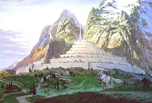 Ted Nasmith: Tolkien Art / In my 3rd year I discovered The Lord of the Rings, on my sister's recommendation. Fatefully for me, her high school friends were much into Tolkien, and he/that became an urgent and deeply satisfying new focus for me. - Ted Nasmith