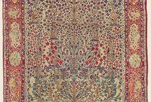Perser Teppiche und iranische Kunstwerke