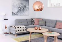 All about home decoration / Anything about home sweet home