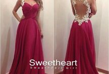 Dress / for my 18th birthday mainly