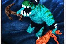 Dota 2 crochet