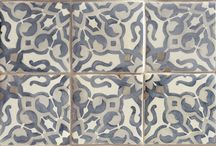 Cement tiles for House