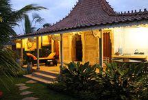 villa madera reciclada de teca / Diseño, producción y fabricación exclusiva y ecológica por www.comprarenbali.com