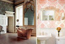 Bathing beauty bathrooms