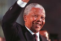 Tribute to a Legend: Madiba / What a leader, what a legend, so honoured to have lived in the time that saw him become South Africa's first black president!