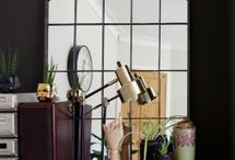 Invite Light Into Your Room with Window Mirrors