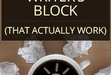Writer's Block Writing Tips