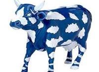 Vacas y toros (Cows and bull)