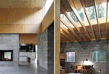 Buiksloterham betonsteen en hout