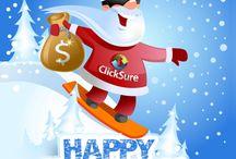 Holidays / Happy Holidays from ClickSure