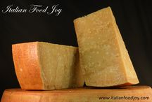 Italian Cheese / The most refined and authentic italian cheeses. www.Italianfoodjoy.com was set up with the aim of sharing all of this with you, to deliver to your doorstep the most genuine, refined and precious flavours and tastes that Italian cuisine has to offer.