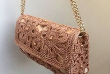 Crochet bags Dolce Gabbana Inspired