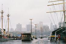 Sea port ⚓️⛵️