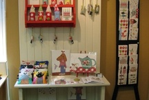 Market stall ideas / Fab creative ideas for our stands throughout the year x
