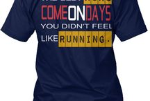 RUNNING T-SHIRTS / Click The Shirt To Buy Yours. Trouble ordering? Contact Teespring