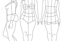 Plus Size Fashion Templates