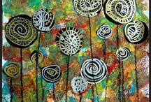Kunst creatief / by Juf Ingrid