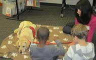Using Dogs to Help Motivate Students to Read and Improve Reading Proficiency