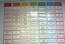 Word Wall / by Ashlee Reed