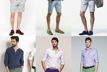 Men's fashion (Summer outfits)