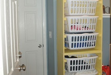 Laundry Room Ideas / by Melanie Baudoin