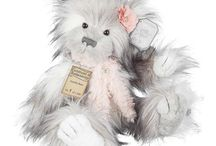 Silver Tag Bears Collection 4 / Collectable, Limited Edition Silver Tag Teddy Bears