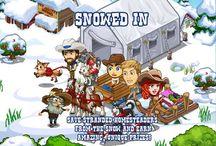 Snowed In / Snowed In Pioneer Trail
