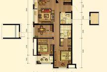Arc·住區Residence·Plan