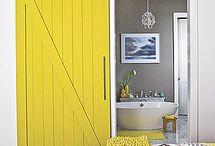 Barn doors / by Jennifer Felts