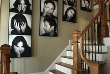 Wall portrait ideas