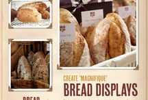 Bread Displays / In any Farm Shop or Deli, bread looks so good you will want to display it somewhere prominent and in a manner that entices your customers. The aroma of fresh baked bread is irresistible and is one of life's true delights. http://www.breaddujour.co.uk/using-our-products